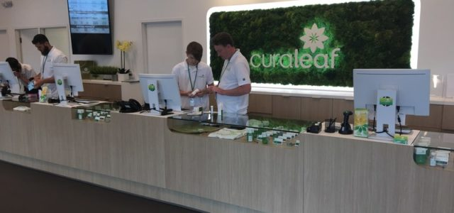 Medical Cannabis Dispensary, Curaleaf, Expands Presence Throughout Florida