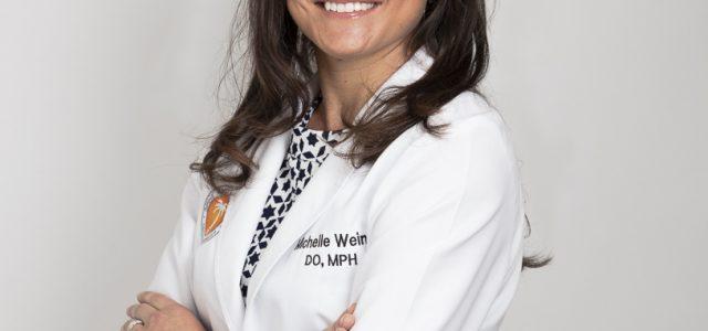 Dr. Michelle Weiner's Job – 'Much More Satisfying'