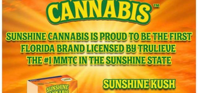 Trulieve Announces a Licensing Deal with Sunshine Cannabis to Create Eponymous Brand