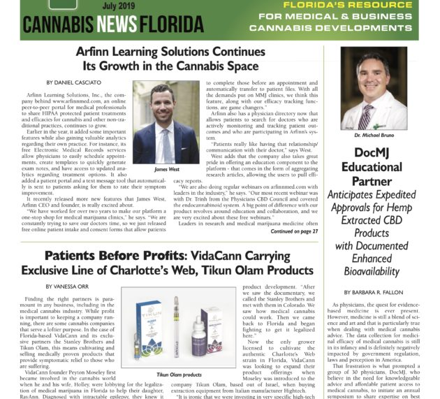 Current Issue: July 2019