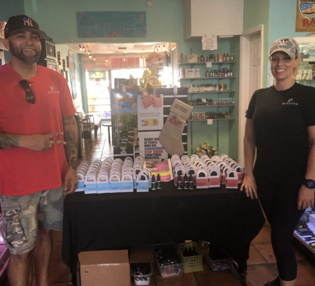 Founders of Esperanza Essentials Launch New Full Spectrum CBD Product