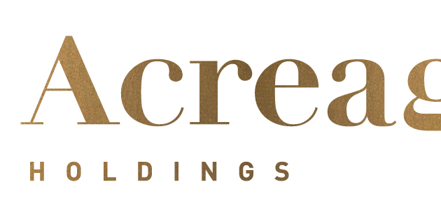 Acreage Enters Into Two Definitive Funding Agreements for up to $60 Million Gross Proceeds