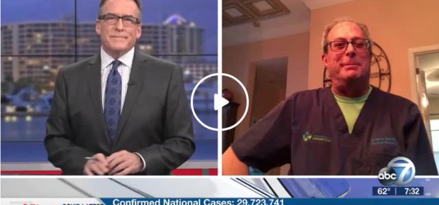 Dr. Barry Gordon Discusses Cannabis Legislation on ABC7 News