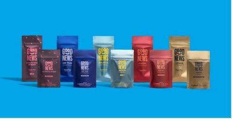 Cresco Labs Diversifies Edibles & Vape Portfolio Through Good News Brand Expansion
